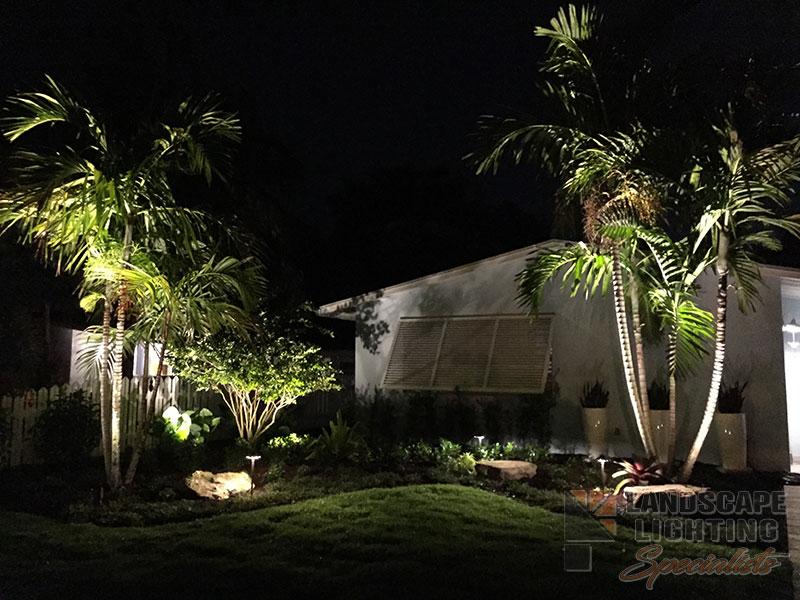 Led Landscape Lighting Village Of Golf Landscape Lighting Specialists